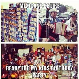 17. Mexican Birthdays are HUGE!
