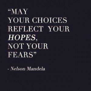 Nelson Mandela #Quote