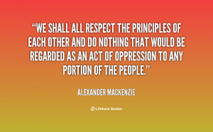 Respect Each Other Quotes