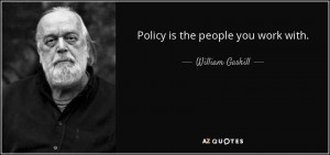 William Gaskill Quotes