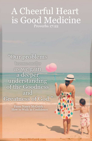 we gain a deeper understanding of the goodness and greatness of god ...
