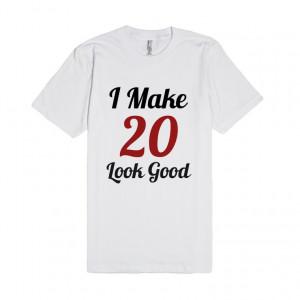funny 20th birthday sayings