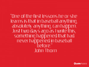 John Thorn