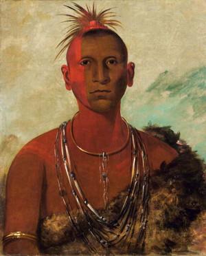 George Catlin Paintings