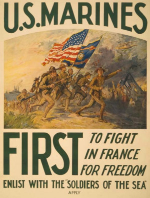 marine corps recruiting posters united states marine corps website ...