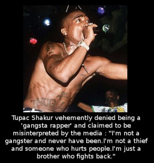 In 1996 2Pac was shot and later died in hospital of internal bleeding ...