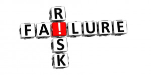 Risk, failure, Sir Gus and obsessive compulsive incrementalism