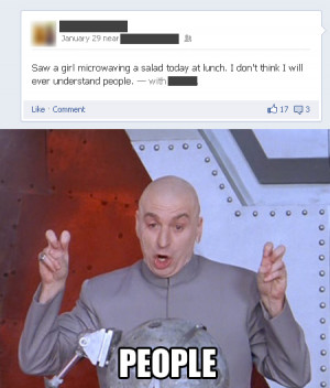Dr. Evil Air Quotes -Image #594,222