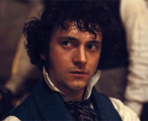 George Blagden as Grantaire: