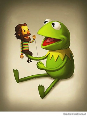 Funny Kermit The Frog Arrested