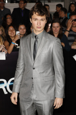 Ansel Elgort Pictures & Photos