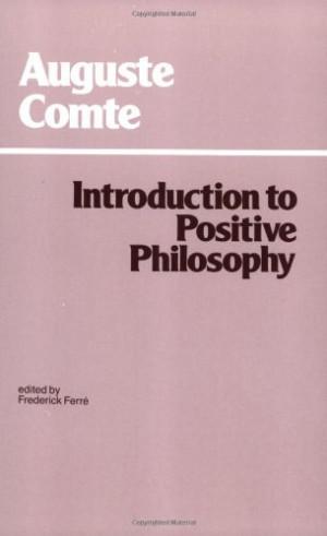 Auguste Comte Quotes
