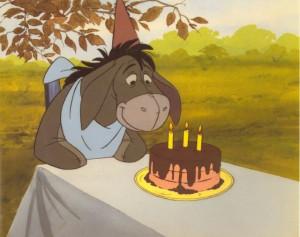 Happy Birthday Eeyore