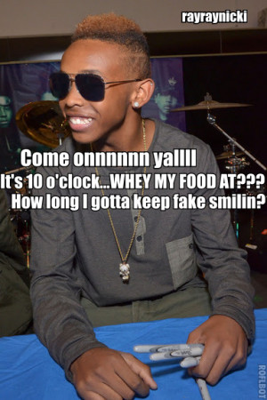 Mindless Behavior Funny Quotes