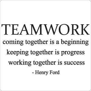 Motivation of Teamwork Through Relationships