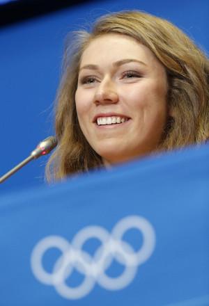 Mikaela Shiffrin Will Medal...