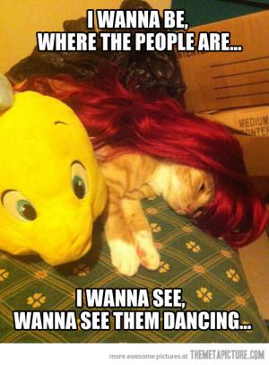 Funny Little Mermaid