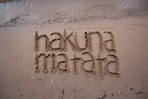 Hakuna Matata by CanadianClover