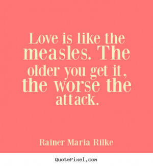 Picture Quotes From Rainer Maria Rilke