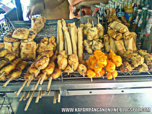 Pinoy Streets Food