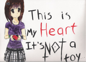 Don't Play With My Heart by BlackStar-F