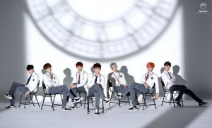 BTS (Bangtan Boys) - Just One Day MV Concept