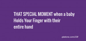 THAT SPECIAL MOMENT when a baby Holds Your Finger with their entire ...