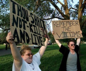 ... support the death penalty but nearly 40 percent think their moral