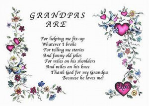 Quotes About Grandpas http://www.discountpostersale.com/p233239 ...