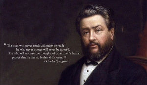 Charles Spurgeon #Quotes