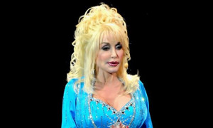 Dolly Parton: a lot more excited about her Glastonbury slot now ...