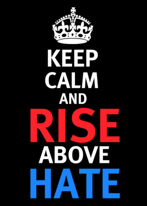 WWE Rise Above Hate