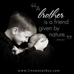 Inspirational Saying About Brothers