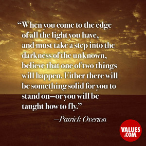 An inspiring quote about #believe from www.values.com #dailyquote # ...