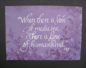 Doctor Appreciation, Nurse Apprecia tion, Hospice, Hippocrates Quote 5 ...