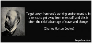 More Charles Horton Cooley Quotes