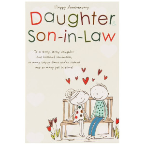 3rd Wedding Anniversary Gift Ideas For Son And Daughter In Law : Marriage Anniversary Quotes For Daughter And Son In Law. QuotesGram
