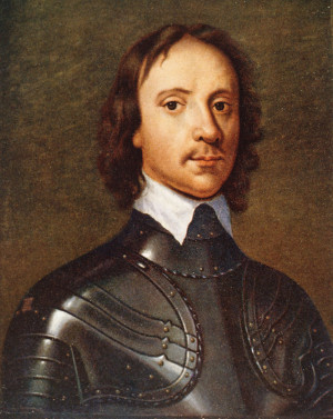 Oliver Cromwell, attributed to Anthony Van Dyck