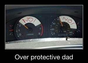 We've all heard of those over protective parents… here's a ...
