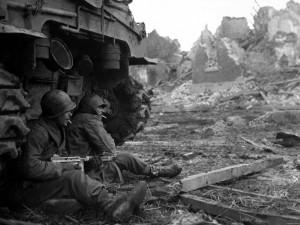 Hi Res Images From World War II