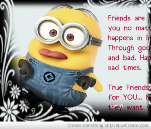 Minion Friends Like You