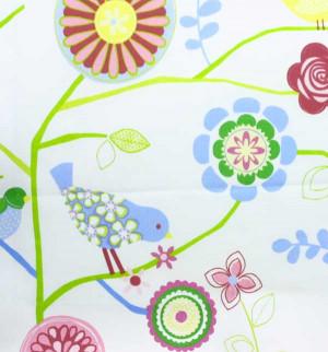Prestigious Textiles Lapwing Lane Fabric - Petal 2504/213