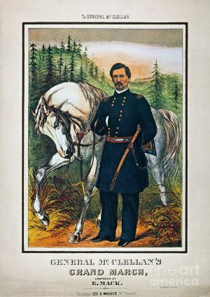 Gee Mcclellan Painting