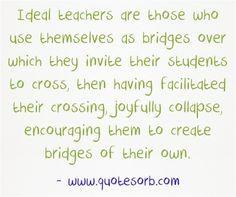Education Quotes For Future Teachers ~ School: Teacher Quotes/Funnies ...