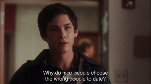 Why do nice people choose the wrong people to date