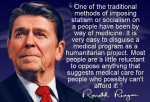 Reagan on health care 2