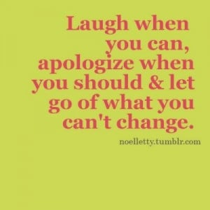 apologize, cute, laugh, quote, text
