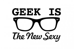 Geeks and nerds