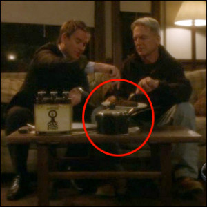 Ncis Gibbs Dad Gibbs cooked more than just