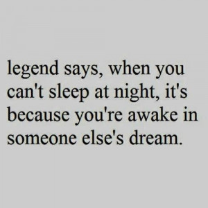Cant Sleep Quotes Funny You can't sleep at night,